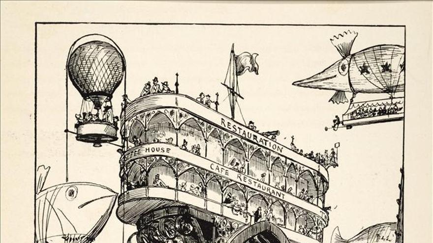 Del París de Haussmann a Pâhry, la ciudad de la Torre Eiffel se revela