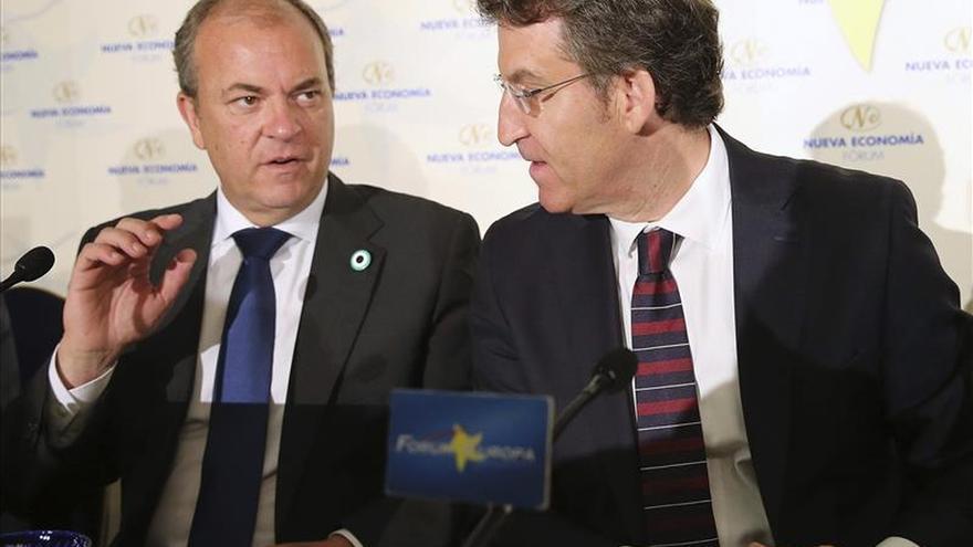 """Monago dice que no aspira más que a Extremadura """"con todos los callos que he pisado"""""""