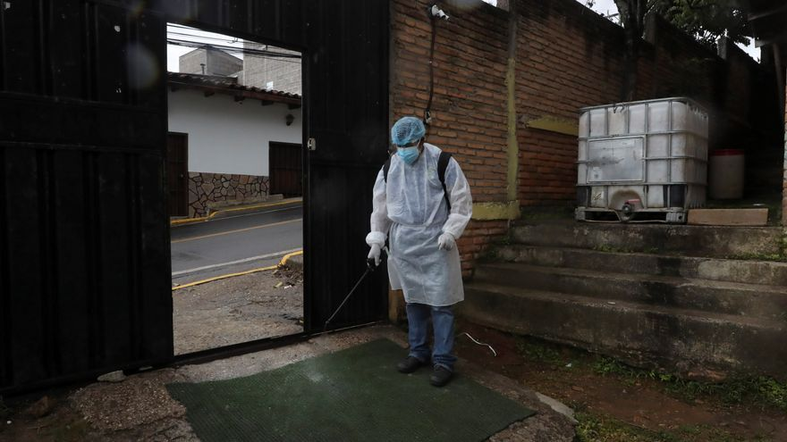 Honduras cierra agosto con 61.014 contagios y 1.873 muertos por la COVID-19