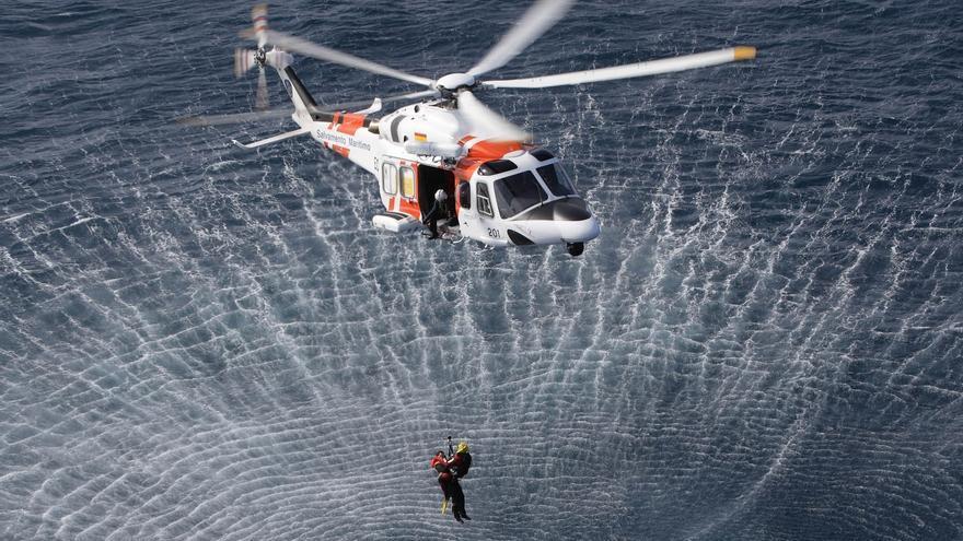 El Centro de Salvamento Marítimo en Bilbao coordinó el rescate de 498 personas durante 2013