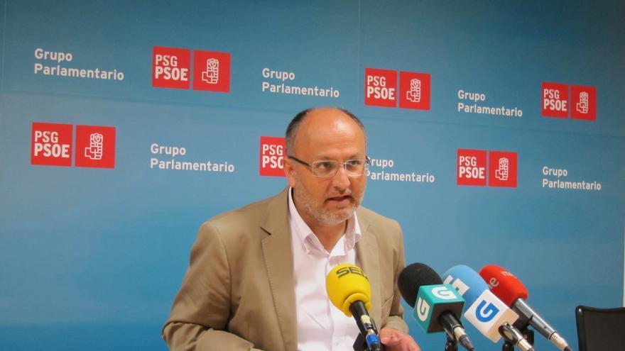 """Losada (PSdeG) señala que con su partido en la Xunta cambiarán las """"políticas de sufrimiento"""" por """"crecimiento"""""""