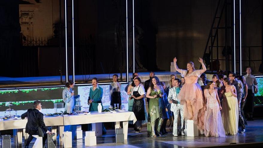 Salzburgo 2017 invita a 195 espectáculos de ópera, teatro y conciertos