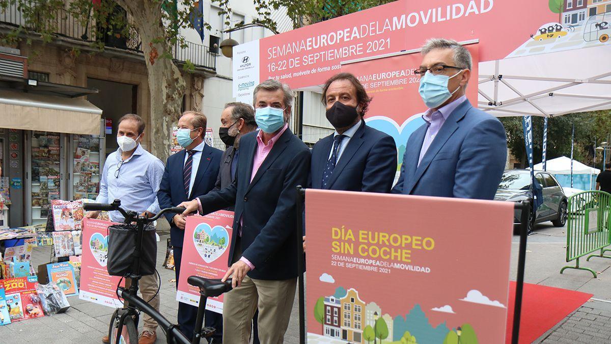 Inauguración de la Semana Europea de la Movilidad 2021.