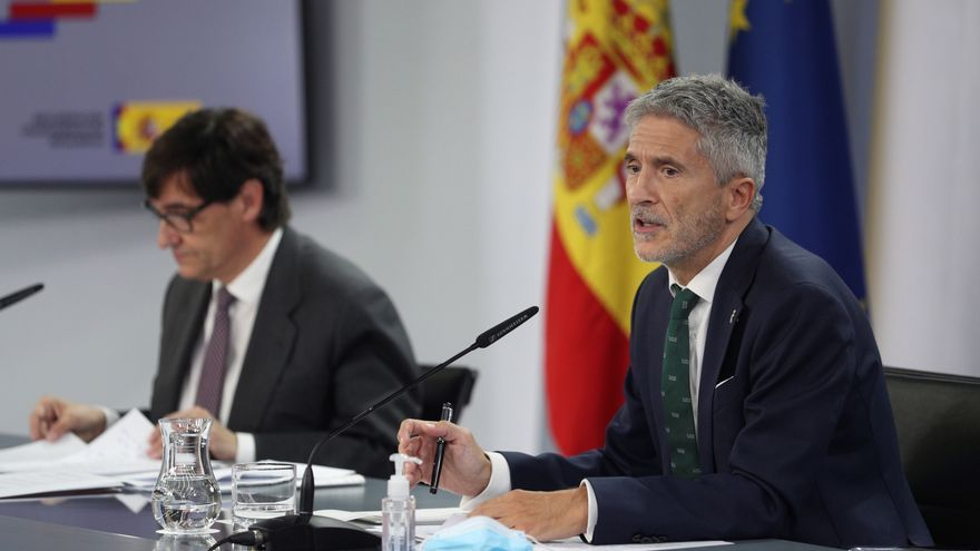 Más de 7.000 policías y guardias civiles vigilarán el estado de alarma en Madrid
