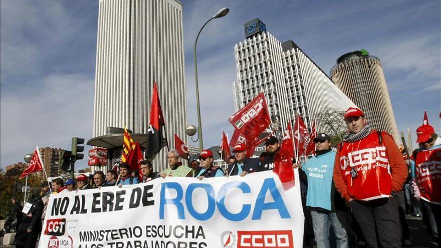 La Audiencia Nacional anula los 476 despidos del ERE de Roca