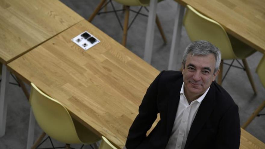 El jefe de Ciudadanos en Europa, Luis Garicano.