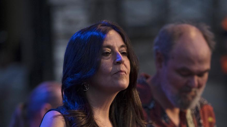 Paloma del Cerro, la vocalista incluida fuera del programa