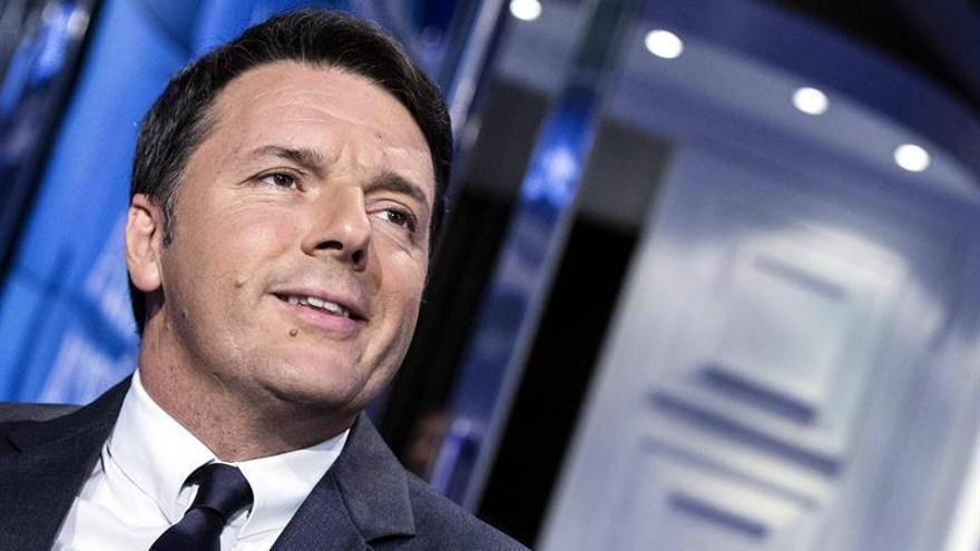 Renzi anuncia que el referéndum sobre el Senado será en noviembre o diciembre