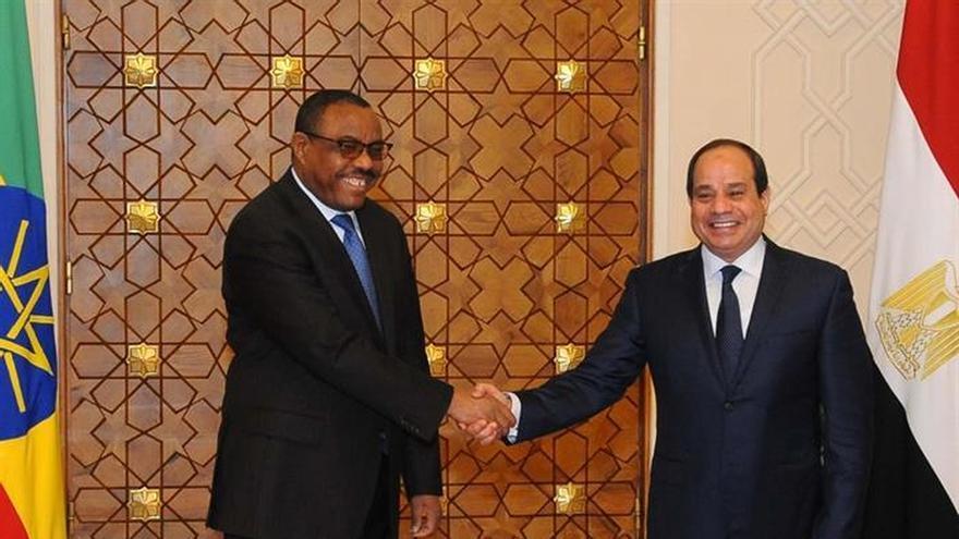 Egipto pide a Etiopía que acepte la mediación por su presa en el Nilo Azul