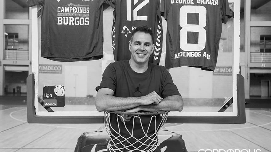 Jorge García   ALEX GALLEGOS