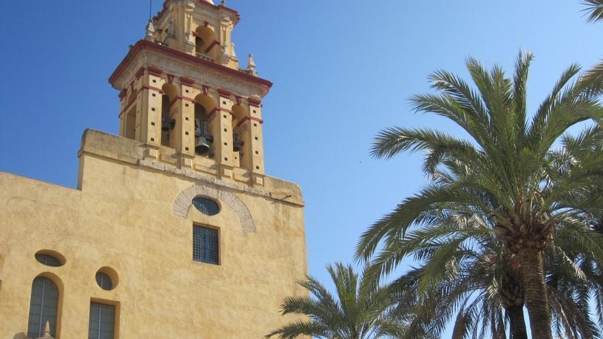 La Iglesia de San Agustín en Córdoba, inmatriculada por el Obispado tras ser restaurada con fondos públicos.