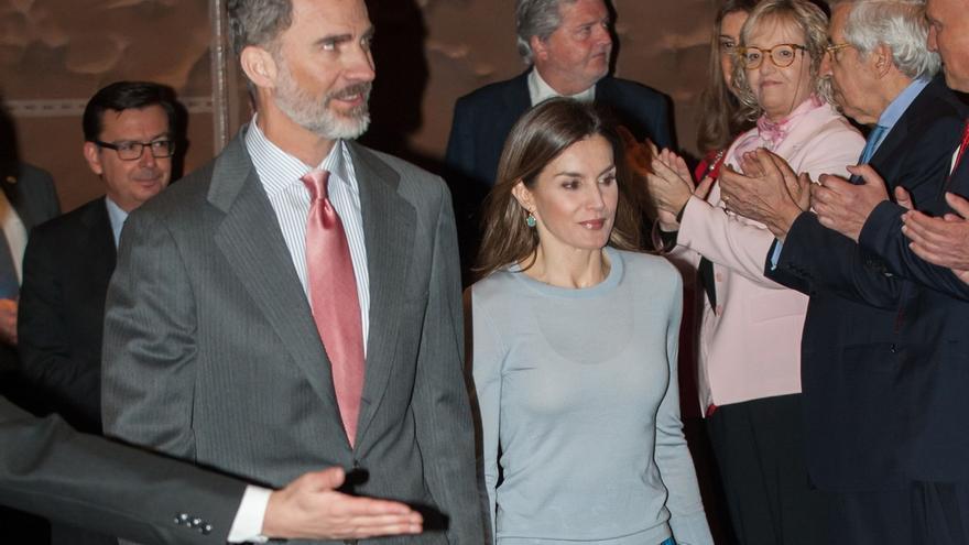 El 75% del Congreso respalda el presupuesto de la Casa del Rey frente a Unidos Podemos, ERC y PDeCAT