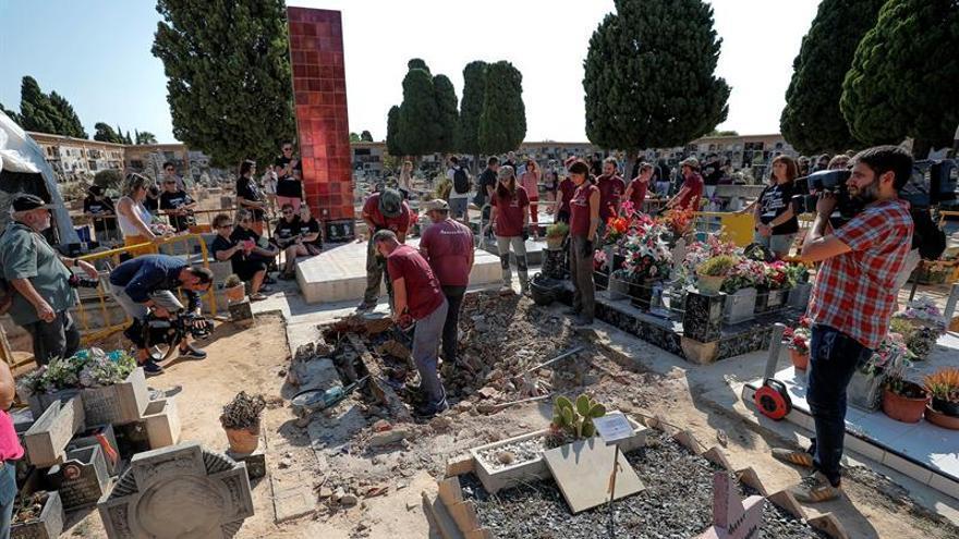 Paterna, la gran fosa común que ha roto el olvido de su memoria histórica