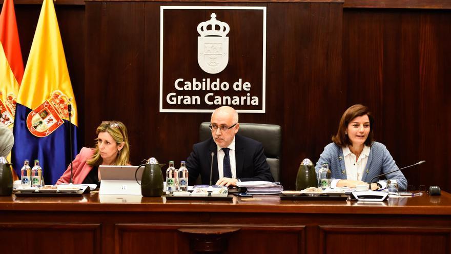Solo NC y el PSOE aprueban el informe sobre desequilibrios contra Gran Canaria
