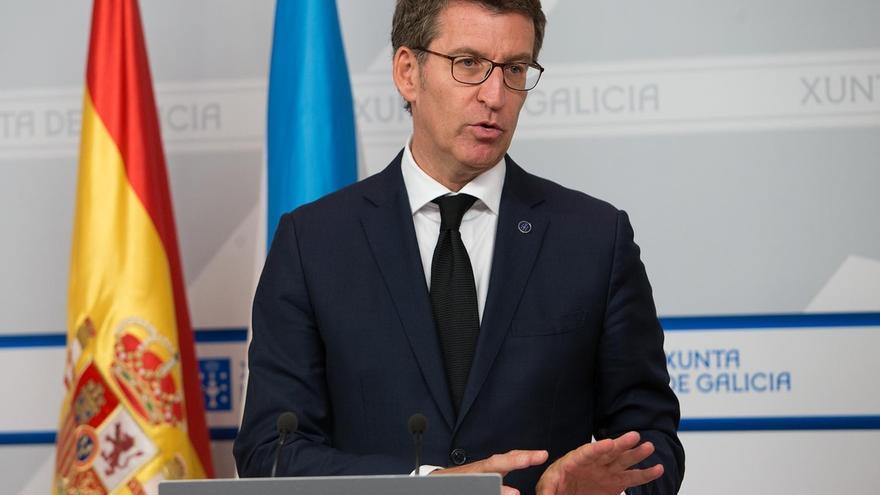 """Feijóo alerta de que España puede """"perder todo el año 2016"""" si no hay un nuevo gobierno y no puede haber presupuestos"""