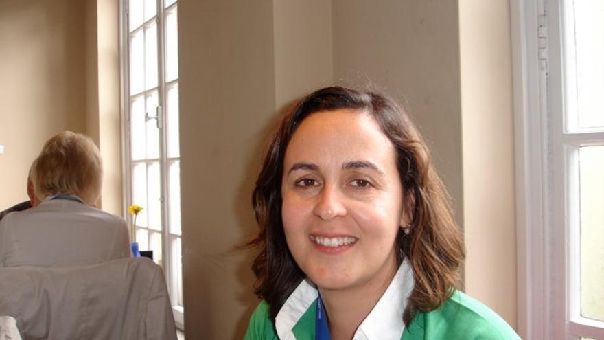 La doctora Carmen Diego Roza