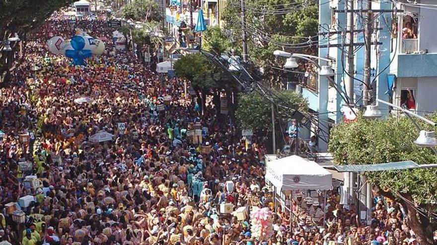 Carnavales en Brasil, más allá de la majestuosidad de la