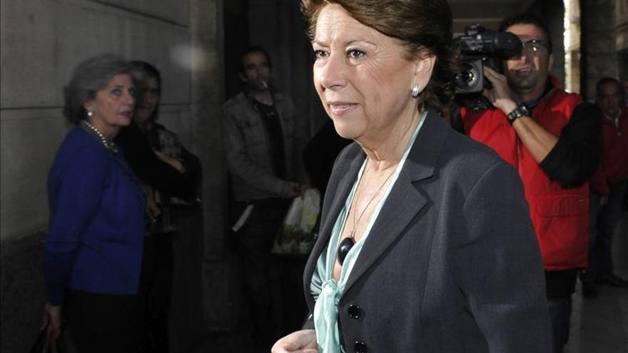 Anticorrupción apoya que no se imponga fianza a Magdalena Álvarez