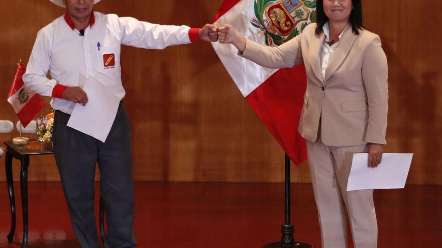 Cinco claves de una muy polarizada campaña electoral peruana