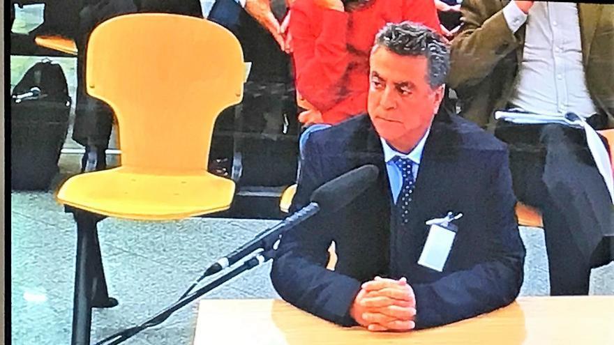 El empresario Enrique Ortíz declara en el juicio por la financiación ilegal del PP valenciano