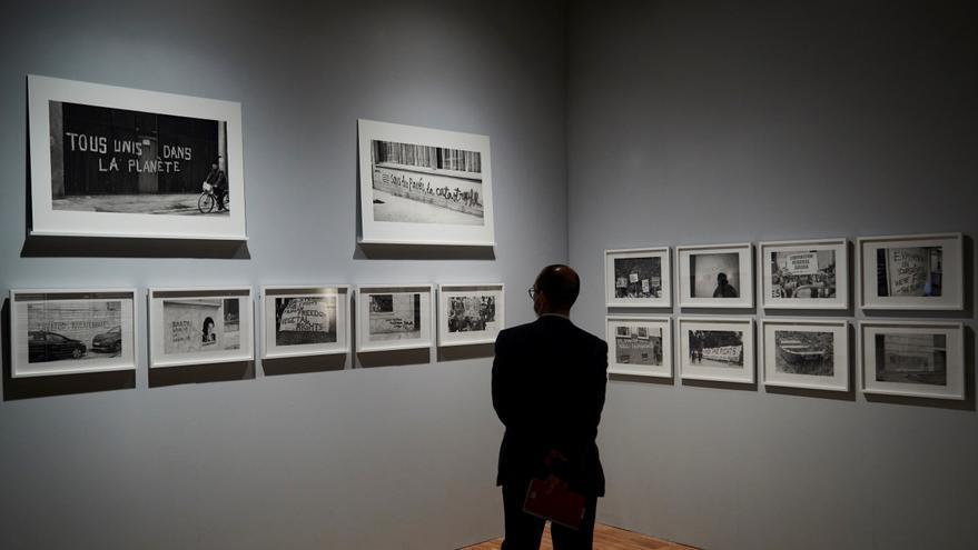 """Jaime Serra instala un colofón a la exposición """"Ciencia fricción"""" del CCCB"""