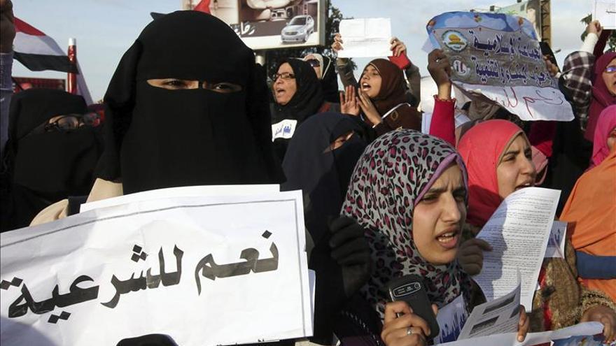 La oposición egipcia amenaza con boicotear las elecciones legislativas