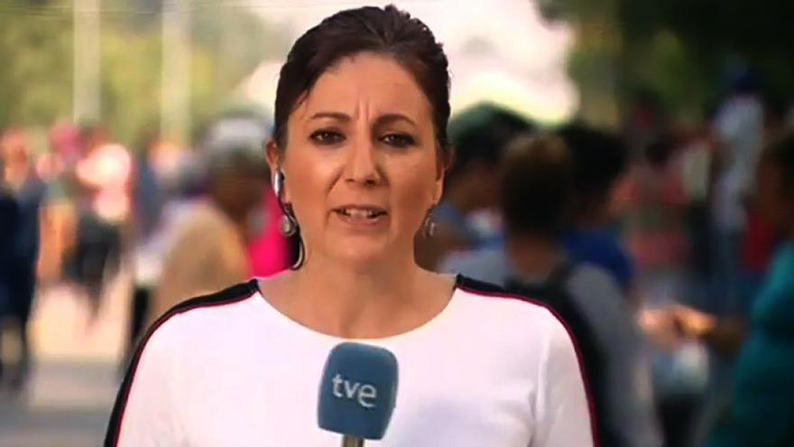 Sagrario García-Mascaraque, nueva corresponsal en Buenos Aires para TVE