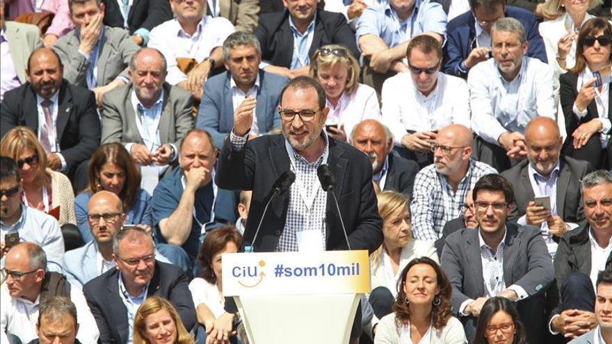 CiU evita el debate sobre las elecciones del 27S tras los resultados del 24M
