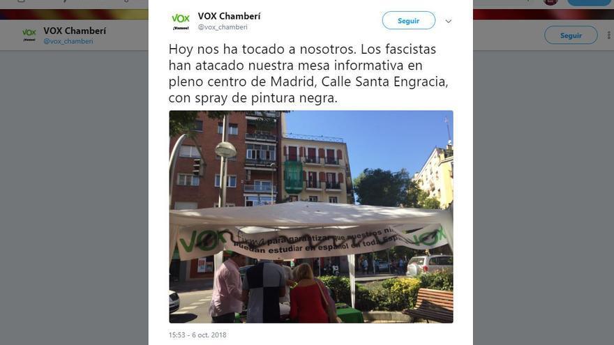 Vox Chamberí