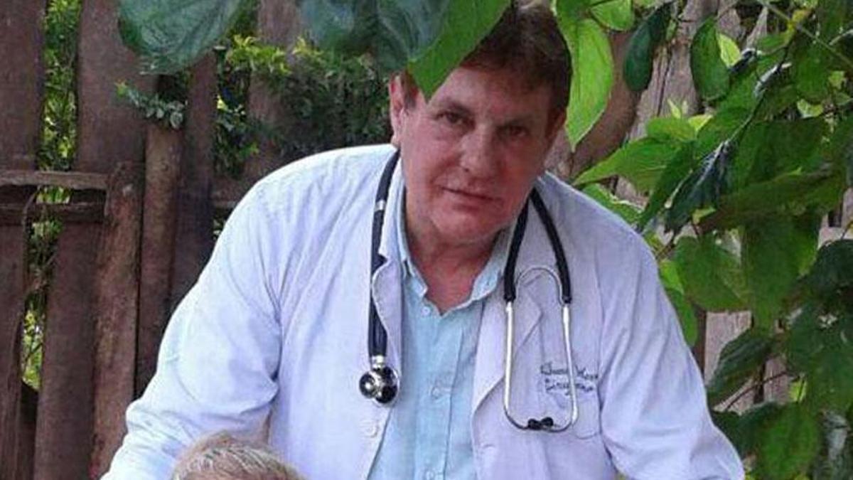 Juan Francisco Viarnes se fugó a Paraguay en 2014. En ese país se hacía pasar por médico.