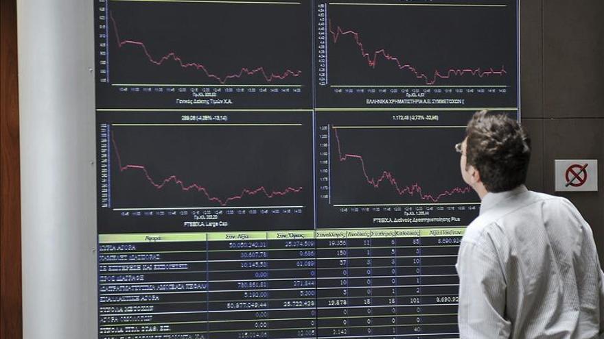 Chipre coloca deuda a 5 años al 4,9 % tras tres años fuera de los mercados