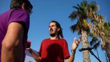 """Alberto Rodríguez: """"Todas las opiniones tienen cabida en Podemos"""""""