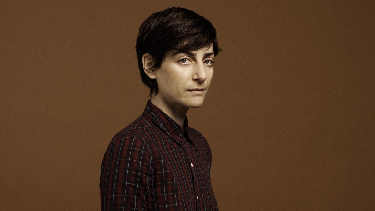 Valérie Mréjen, directora de cine, fotógrafa y artista visual.