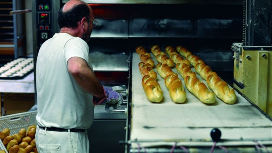 Panadería Hnos González. Foto: Saúl García