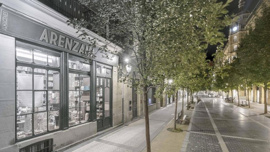 El calendario municipal de San Sebastián 2020 con la historia de 12 comercios históricos se repartirá este viernes