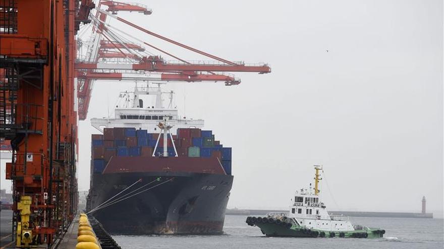 Japón cuadruplicó su superávit por cuenta corriente el año fiscal 2014