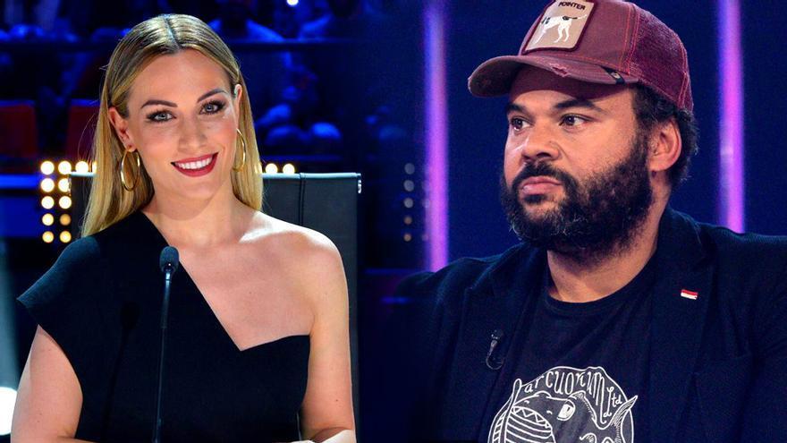 Telecinco elige a Edurne y Carlos Jean para acompañar a Isabel Pantoja en el jurado de 'Idol Kids'