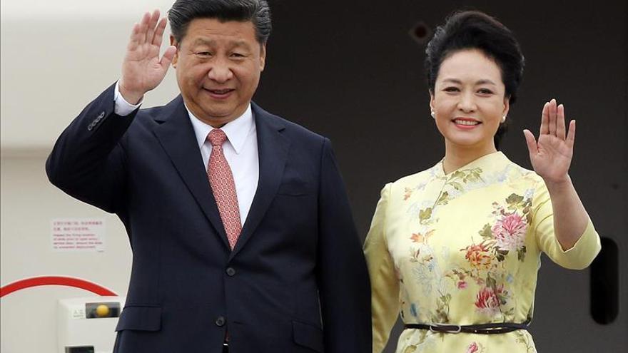 El presidente de China visita Vietnam para fortalecer los lazos bilaterales