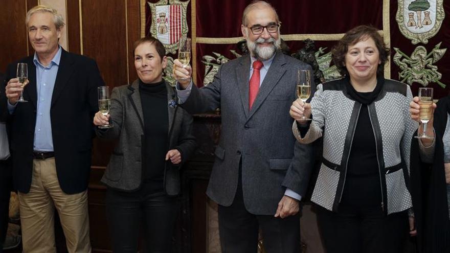 Barkos espera que 2017 sirva para reafirmar la paz y convivencia en Navarra