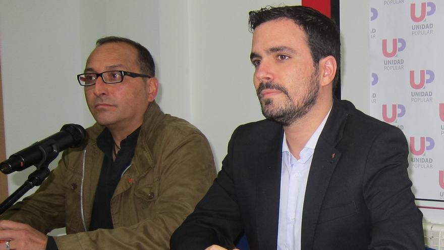 """Garzón cree que Unidad Popular dará """"la sorpresa"""" porque la calle tiene ganas de formaciones rupturistas"""
