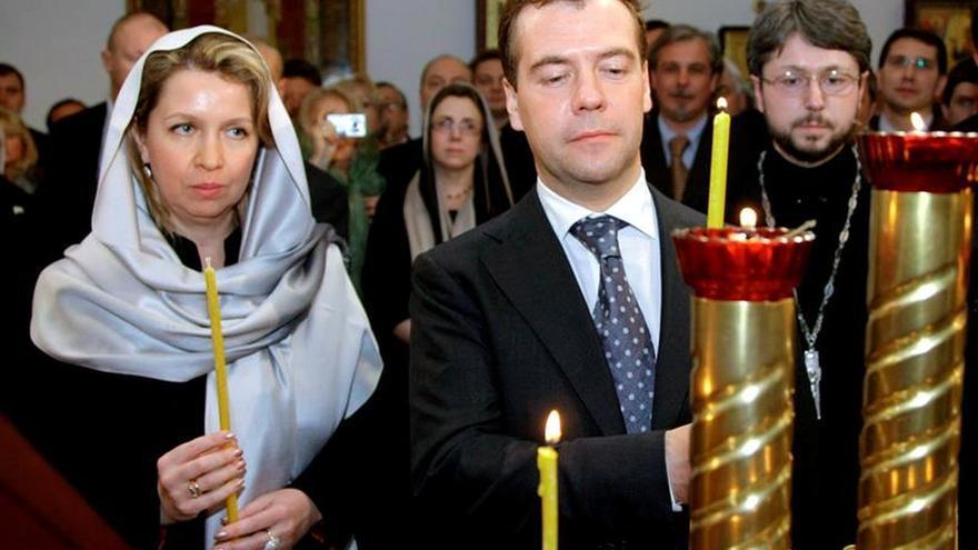 Moscú se prepara para recibir una costilla de San Nicolás en loor de multitud