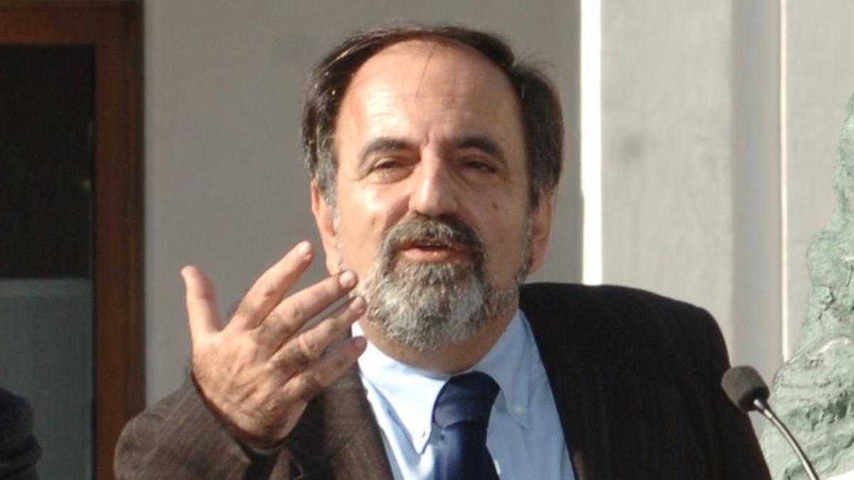 Fernández-Viagas, en una imagen de archivo en el Parlamento de Andalucía