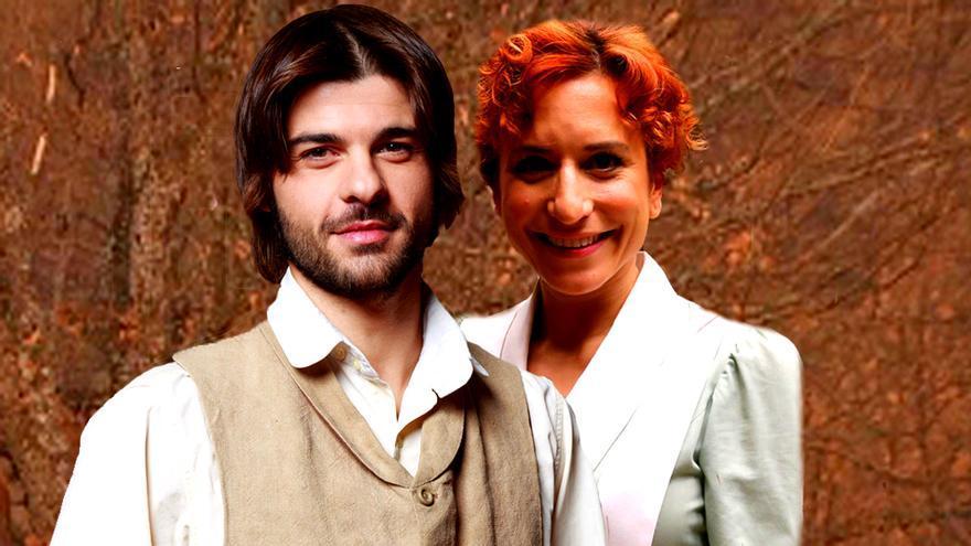 Jordi Coll y Marta Tomasa, el embarazo de 'Acacias' y 'Puente Viejo'