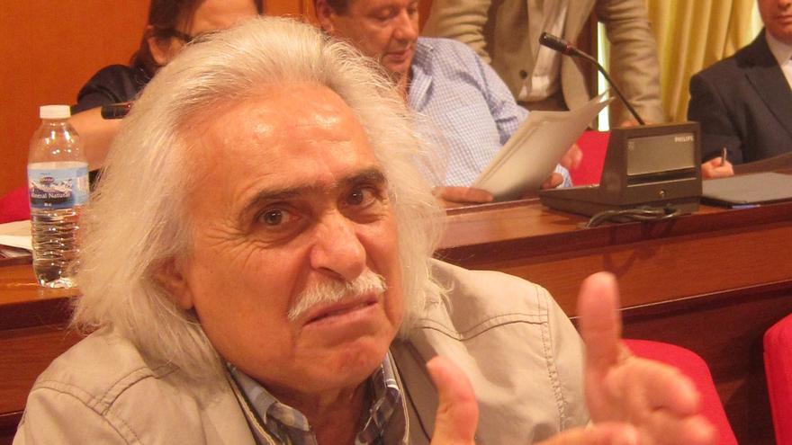 Rafael Gómez descarta dimitir como concejal, niega que su condena afecte a su partido y pronostica más votos