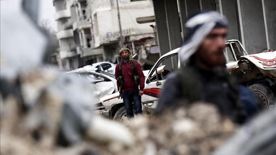 Al menos 26 muertos en ataques en el norte y el sur de Siria