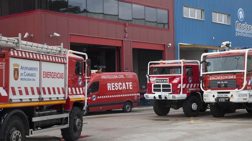 El Pleno dará los primeros pasos para la creación del parque de bomberos