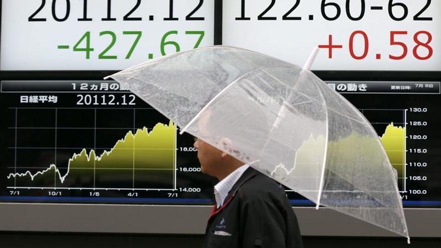 Tokio abre con una caída del 0,59 por ciento hasta los 16.629,94 puntos