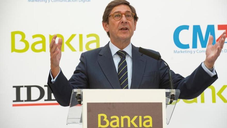 La gran banca española anunciará una caída de casi el 9 % en sus beneficios