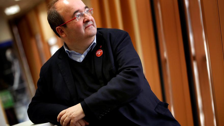 Iceta, un fiel a Sánchez defensor del federalismo y el diálogo en Cataluña