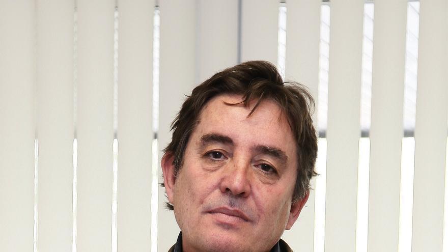 """García Montero reivindica a IU para """"romper hacia la izquierda"""" el equilibrio PP- - Garcia-Montero-IU-PP-Cs-PSOE-Podemos_EDIIMA20150420_0178_17"""